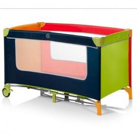 Cuna Viaje Basic Multicolor Innovaciones MS