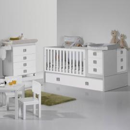 Habitación de Bebé Micuna Ambiente conver kids plus 1