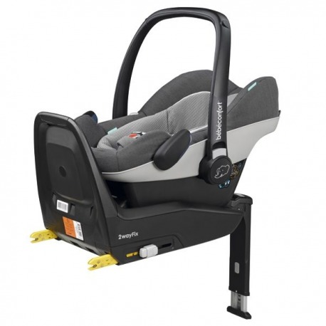 Bebeconfort Pack Auto Pebble Plus 2015 Silla Pebble Plus i-Size + Base 2Wayfix